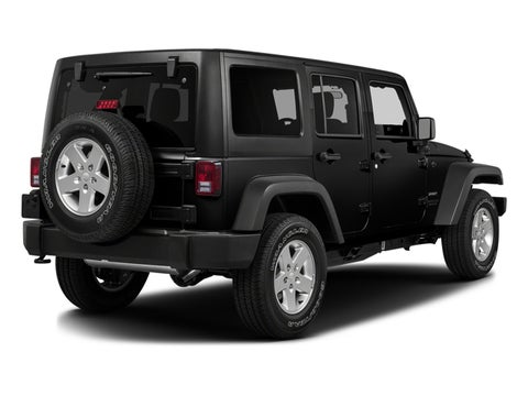 2016 Jeep Wrangler Unlimited Sahara 75th Anniversary Edition In Faribault Mn Harry Brown S Family